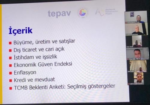 Ödemiş Ticaret Borsası Türkiye – Bölge Ekonomisi Webinarına katılım sağladı: