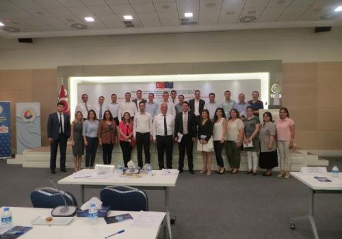 Ödemiş Ticaret Borsası TOBB 12.Dönem Akreditasyon Seminerine Katıldı.