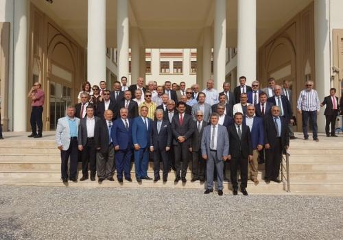 Ödemiş Ticaret Borsası Bayındır Ticaret Odası Ev Sahipliğinde Düzenlenen Toplantıya Katılım Sağladı.