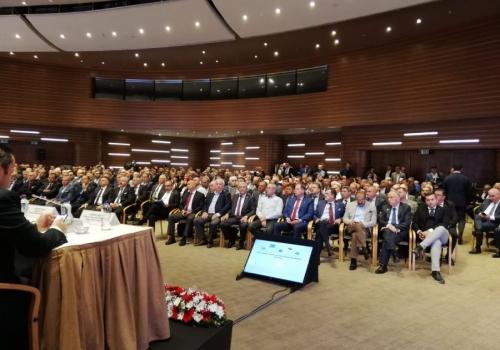 Ödemiş Ticaret Borsası, İzmir'de bir araya gelen Reel Sektör- Finans sektörü buluşmasında: