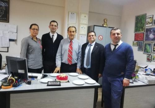 Borsamızın Personeli'nin Emekliğini Kutladık: