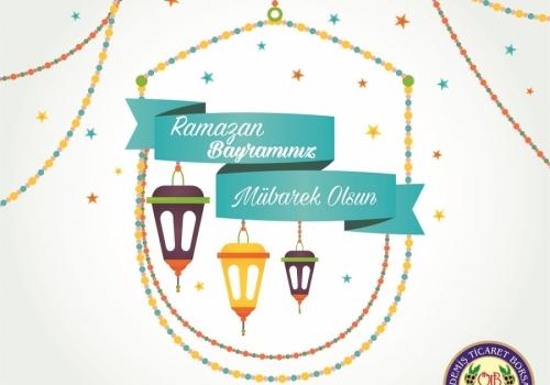 Ramazan Bayramınız Mübarek Olsun.