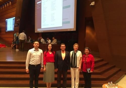 Ödemiş Ticaret Borsası; TOBB Dijital Dönüşüm Eğitimi ve Türkiye Ürün İhtisas Borsası AŞ. (TÜRİB) Toplantısına Katılım Sağladı