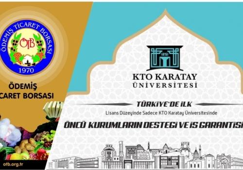 Ödemiş Ticaret Borsası Konya Ticaret Odası (KTO) Karatay Üniversitesi ile İNDİRİM PROTOKOLÜ imzaladı: