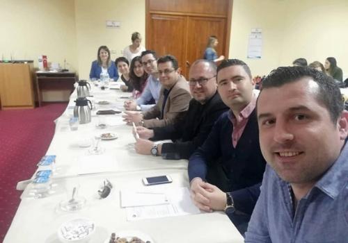 Ödemiş Ticaret Borsası ; Aliağa Ticaret Odası ev sahipliğinde gerçekleştirilen personel eğitim programına katılım sağladı: